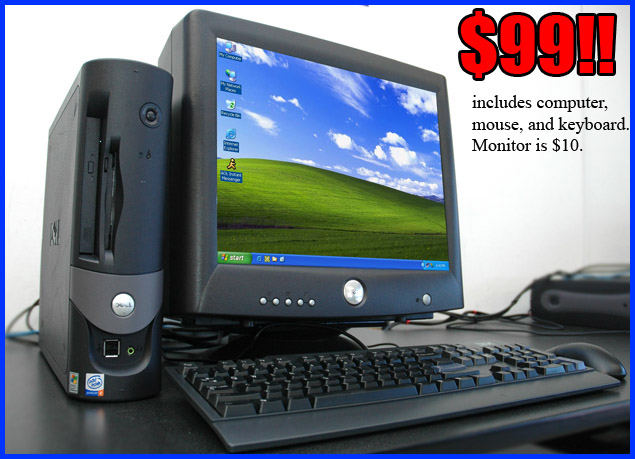 $99 Computers!
